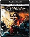 Conan the Barbarian [4K Ultra HD + Blu-ray + Digital Copy] (Bilingual)