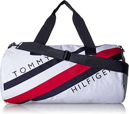 tommy hilfiger patriot duffle bag