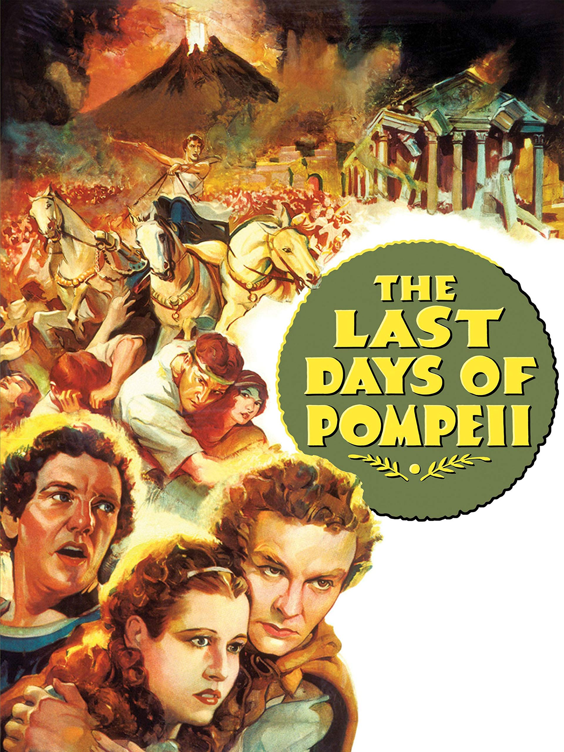Watch The Last Days Of Pompeii Prime Video