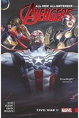 All-New, All-Different Avengers Vol. 3: Civil War II (All-New, All-Different Avengers (2015-2016)) Kindle Edition