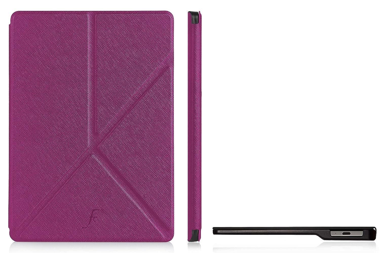 Ultra Mince L/éger Vert Origami Cover Housse de Protection Magn/étique pour  Kindle Oasis 2017//2019 Forefront Cases /Étui pour Kindle Oasis 2017//2019