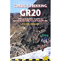 Corsica Trekking - GR20 (Trailblazer Trekking Guides)