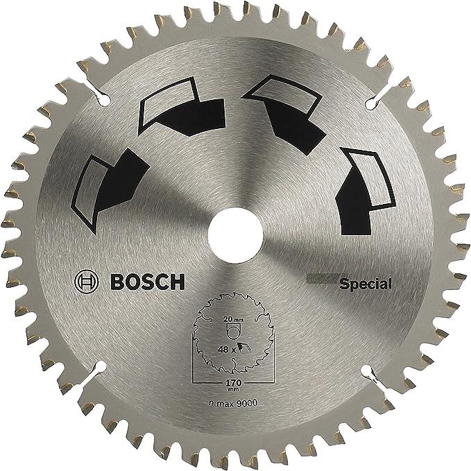 Bosch 2609256888 Lame De Scie Circulaire Spécial 170 Mm