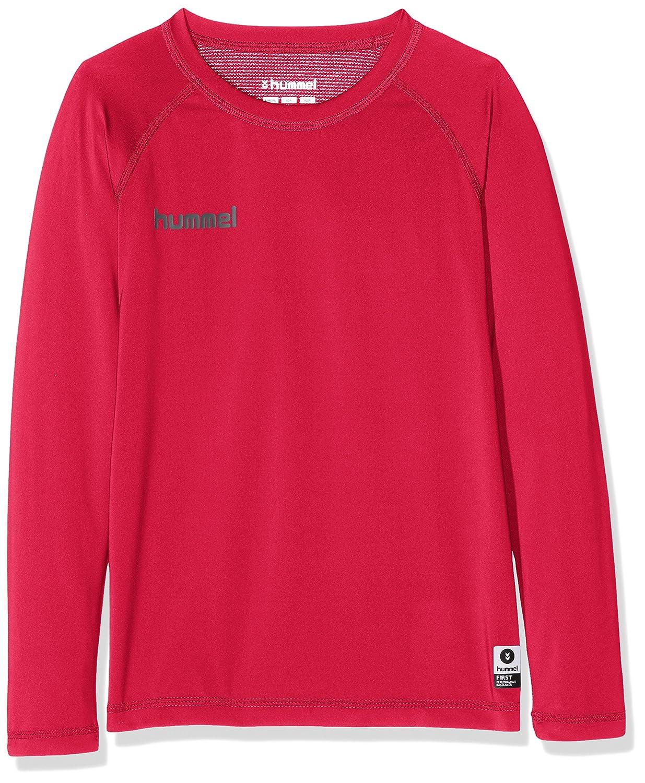 Hummel Niños First Perf Long Sleeve Jersey Camiseta Hummel (HUMBC)