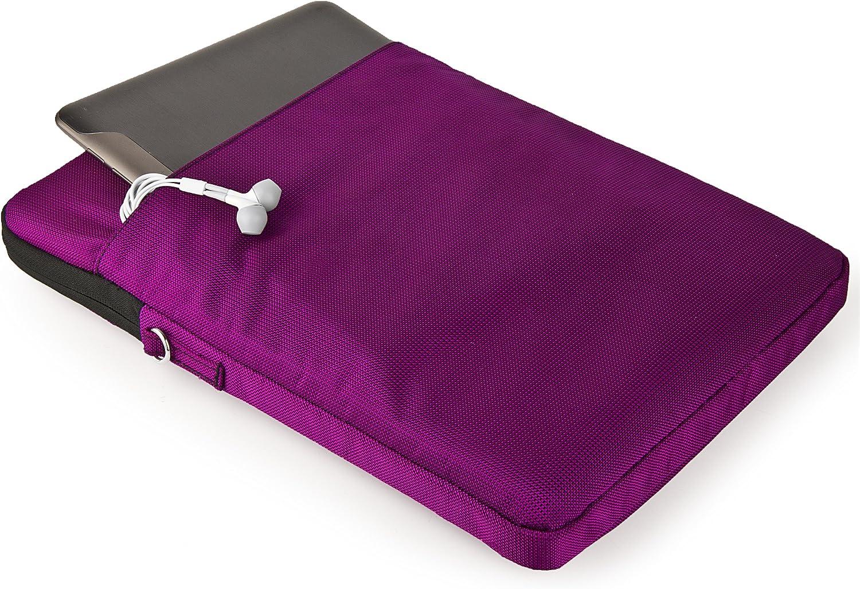 Black Vangoddy Hydei13BLK Hydei13BLK Shoulder Cross Body Bag Laptop Case for 11 MacBook Air//iPad Pro 12