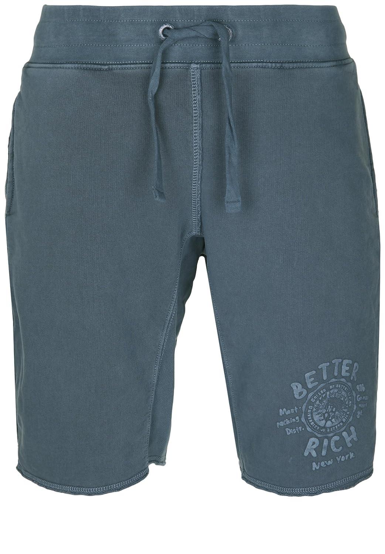 Better Rich Herren Shorts Short University Logo-Print