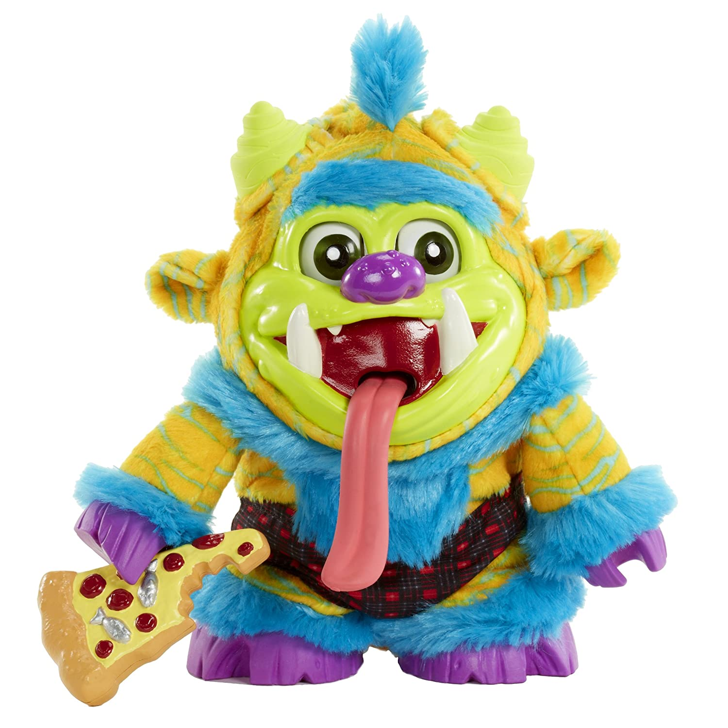 Crate Creatures Surprise-Pudge Interactive Plush MGA Entertainment 549239