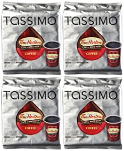 Tim Hortons Coffee(pack of 4)