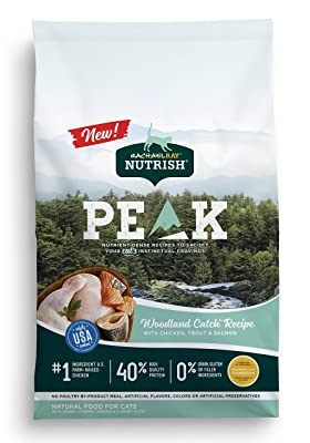 Rachael Ray Nutrish PEAK Cat Food