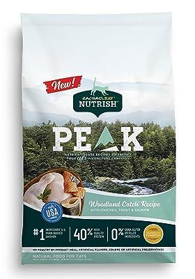 Rachael Ray Nutrish PEAK Cat Food