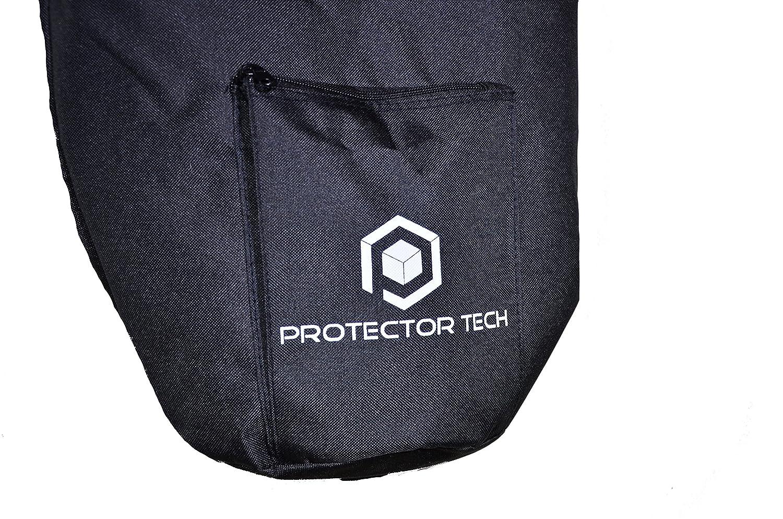 Bolsa HD para detector de metales, micrófono o soporte de altavoz: Amazon.es: Jardín