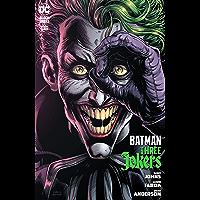 Batman: Three Jokers (2020) #3 book cover