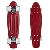Ten Toes Board Emporium Quip Complete Skateboard Classic Plastic Mini Cruiser
