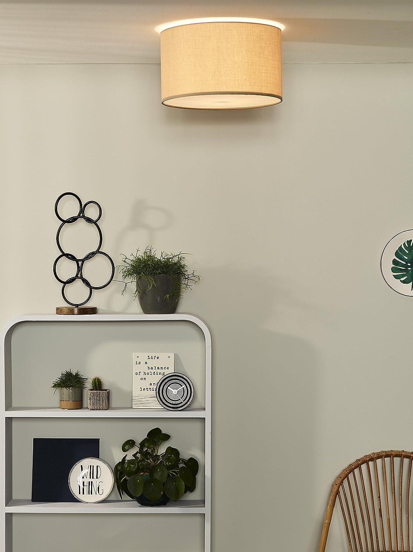 Lucide CORAL - - - Deckenleuchte - Ø 35 cm - Weiß 2f4a50