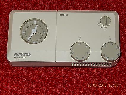 JUNKERS termostato TRQ 21