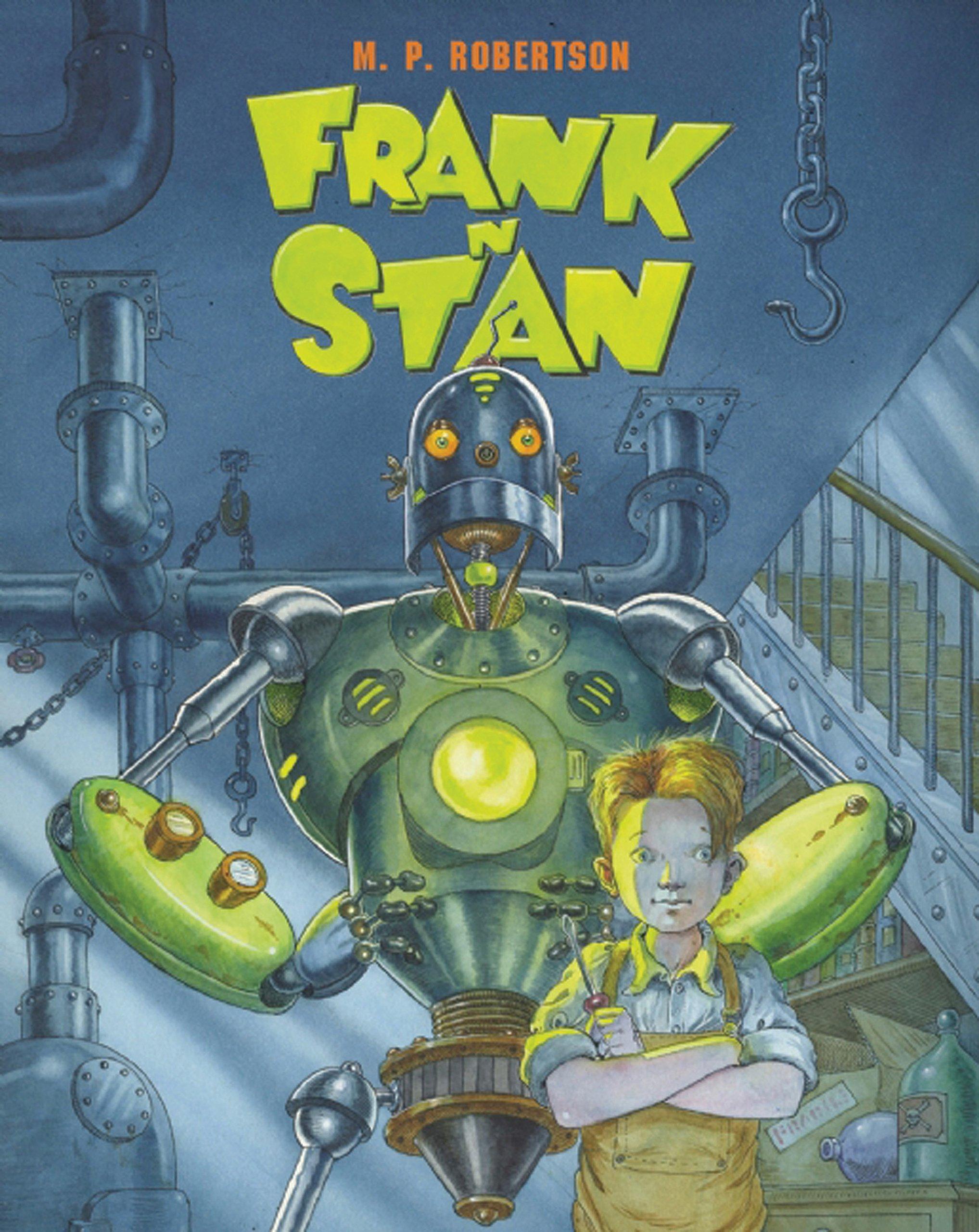 Amazon.com: Frank\'n\'Stan (9781847801609): M. P. Robertson: Books