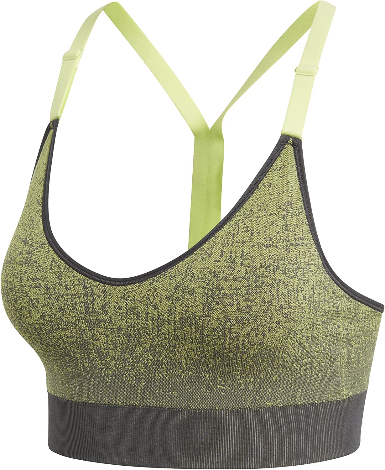 TALLA M. adidas All Me SML Htr Top, Mujer