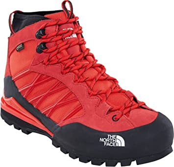 The North Face M Verto S3k Ii Gtx -Spring 2018- Fieryrd tnfblk  Amazon.it  Scarpe  e borse b62ef9dced50