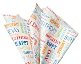 American Greetings Lettering Tissue Paper, 6-Sheets