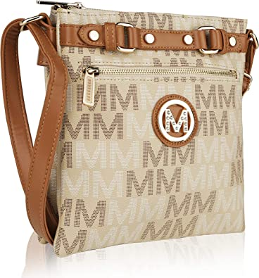 London Print Crossbody Bag with Adjustable Strap Ready to Ship