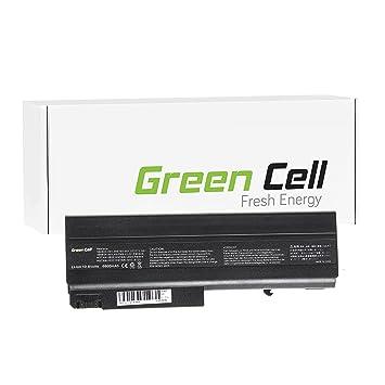 Verde Cell® - Batería para ordenador portátil HP Pavilion DV6898CA negro negro Extended - Green Cell Cells 6600 mAh: Amazon.es: Informática