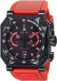 Zodiac ZMX Men's ZO8534 Adventure Analog Display Swiss Quartz Red Watch