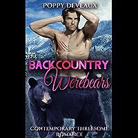 Backcountry Werebears: Contemporary Threesome Romance (English Edition)