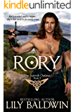 Rory: A Scottish Outlaw (Highland Outlaws Book 3)