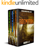 Boom Box (Duck & Cover Adventures Books 1-3)