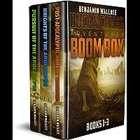 Boom Box (Duck & Cover Adventures Books 1-3)