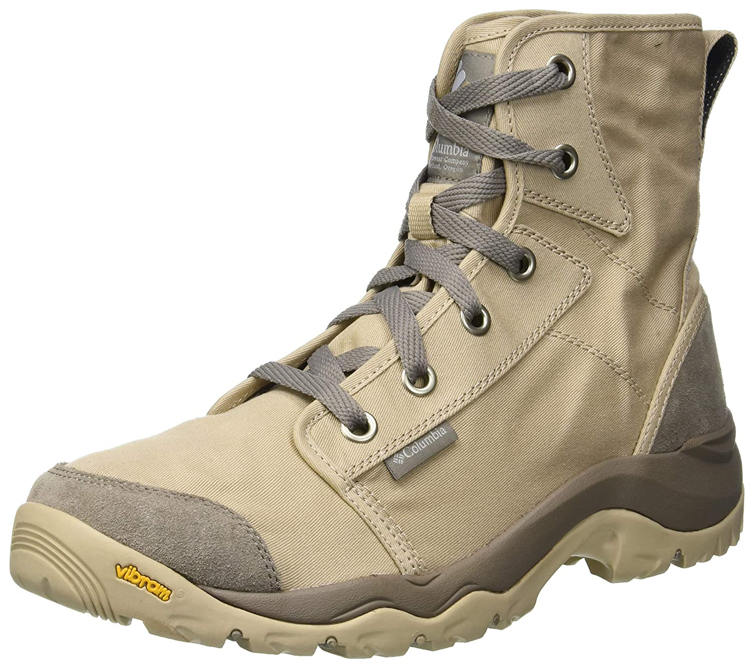 Beige (Ancient Fossil, gris Ice) 41 EU Columbia Camden, Bottes Chukka Homme