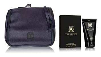 Amazon.com: Estuche Trussardi Uomo Edt 100 ml + Regalo Gel + ...