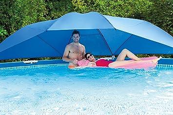 Stahlrahmen pool via amazon with stahlrahmen pool for Swimming pool stahlwand rechteckig