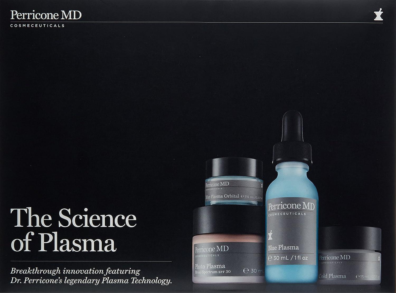 Perricone MD The Science of Plasma, 3 oz. Herbal Choice Mari Organic Facial Toner, Normal to Oily Skin, 6.8 Oz