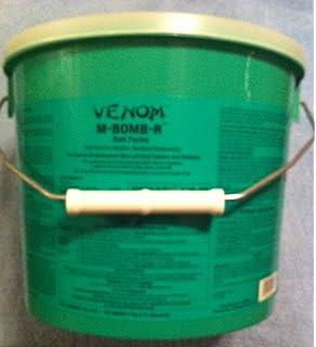 M-Bomb-R rodenticide Rat & Mouse Poison pellets