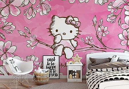 Hello Kitty Photo Wallpaper Wall Mural Giant Wall Poster Xl