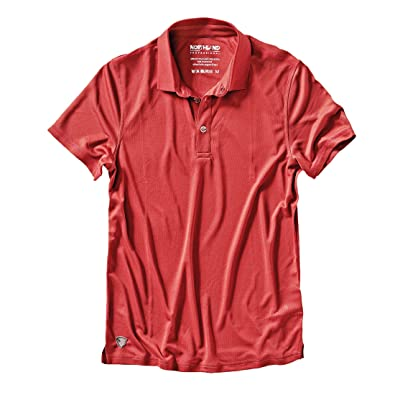 Poloshirt Cafe Base Rea Polo Weinrot Gr.XL - (02-07641-73