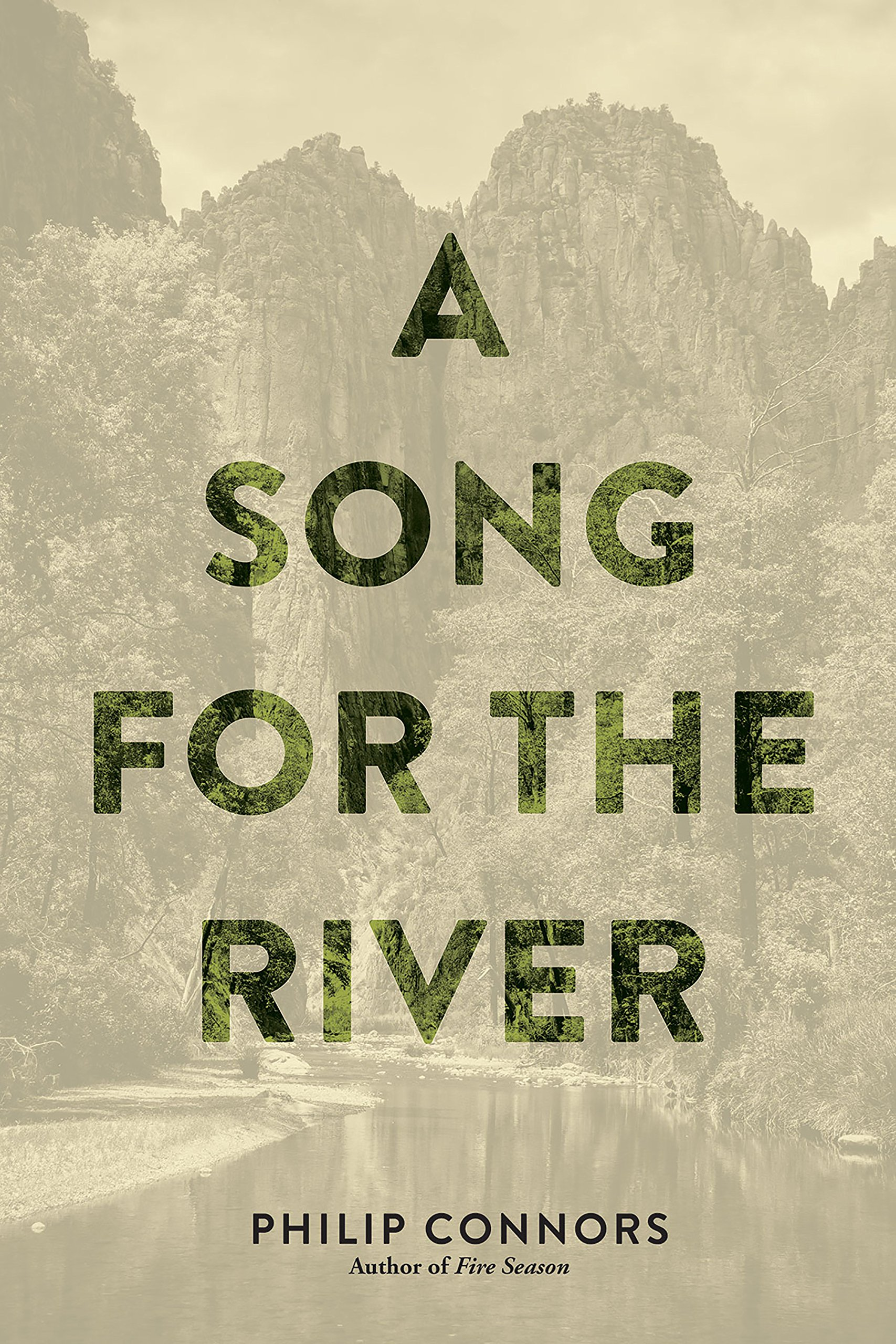 Image result for a song for the river by philip connors cover