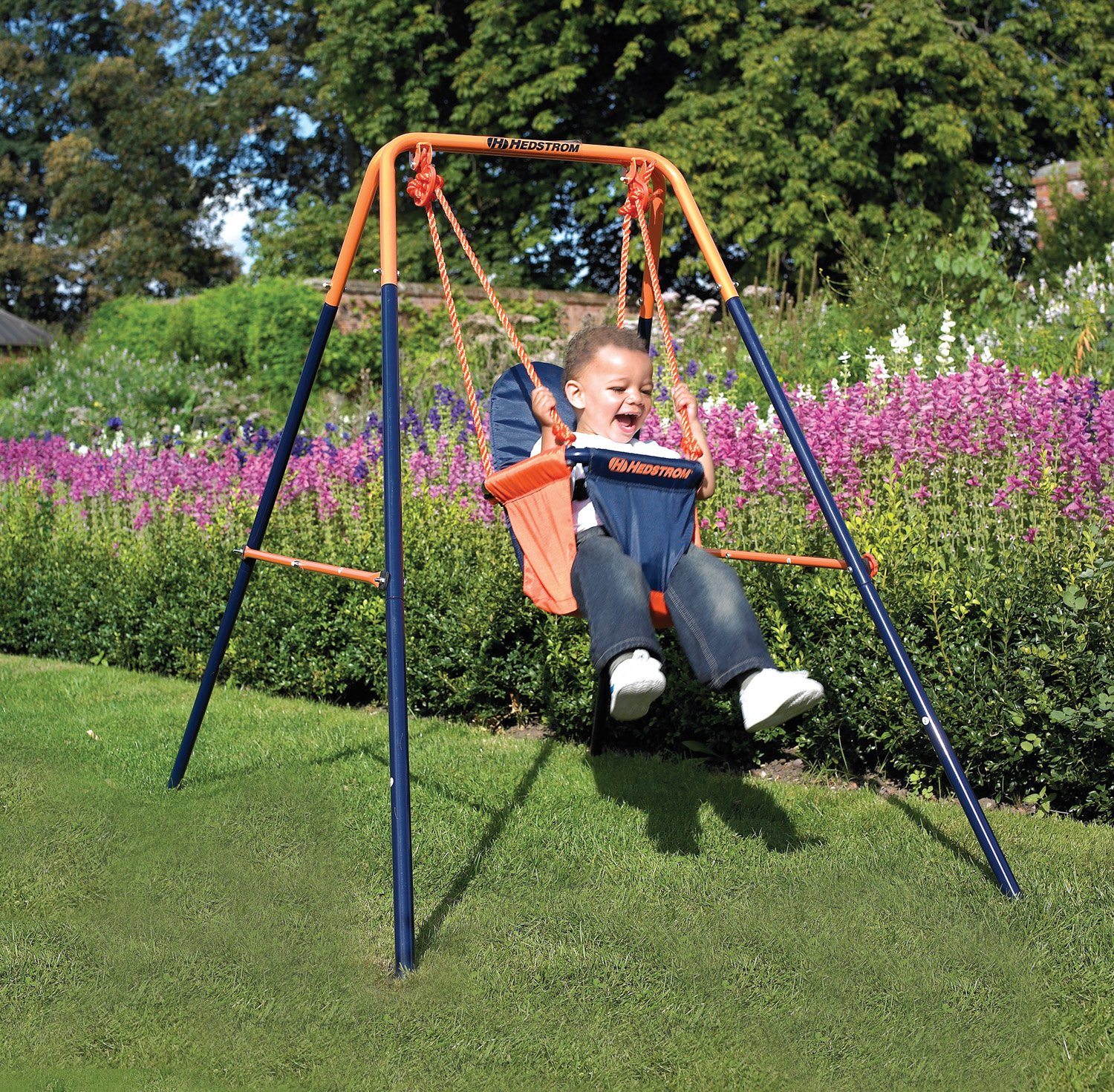 Hedstrom Folding Toddler Swing Amazon Toys & Games