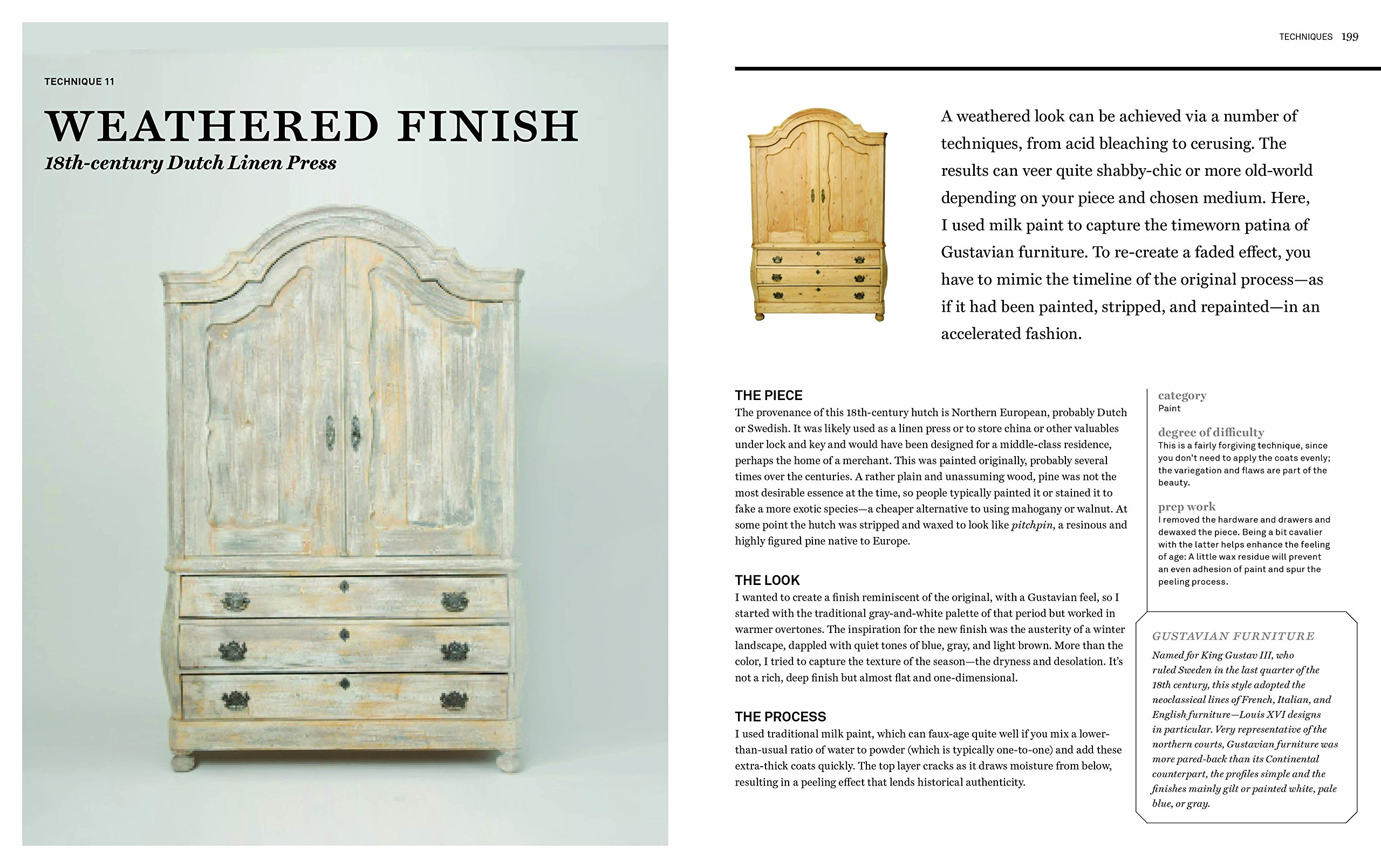 The Furniture Bible: Everything You Need to Know to Identify, Restore & Care for Furniture by Workman Publishing (Image #6)