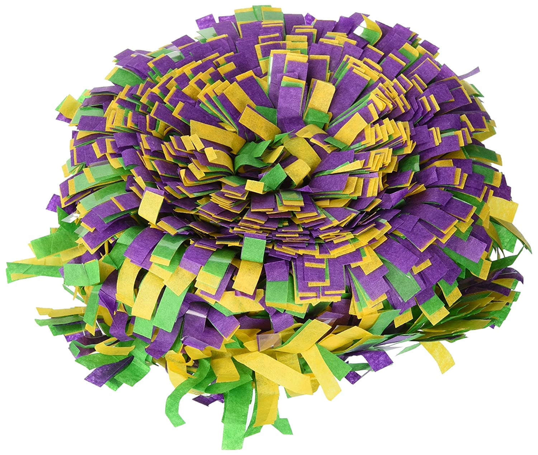 Beistle 55598-C 24-Piece Tissue Festooning 25-Feet