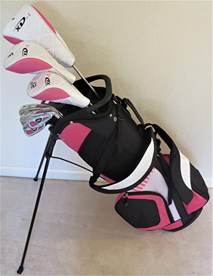 Image Unavailable. Image not available for. Color  Petite Womens Complete  Golf Set ... 7bdba1d7e9