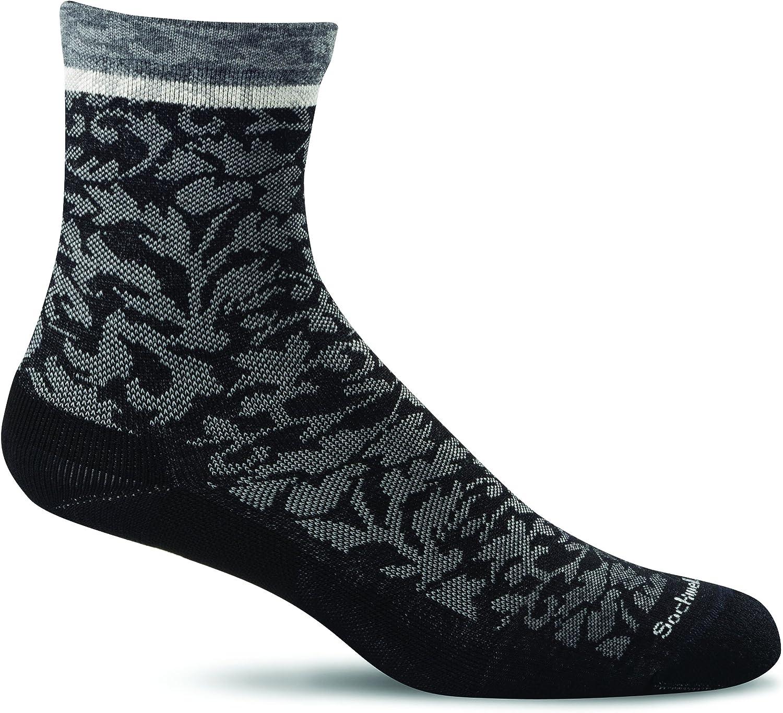 Sockwell Womens Plantar Cush Crew Sock