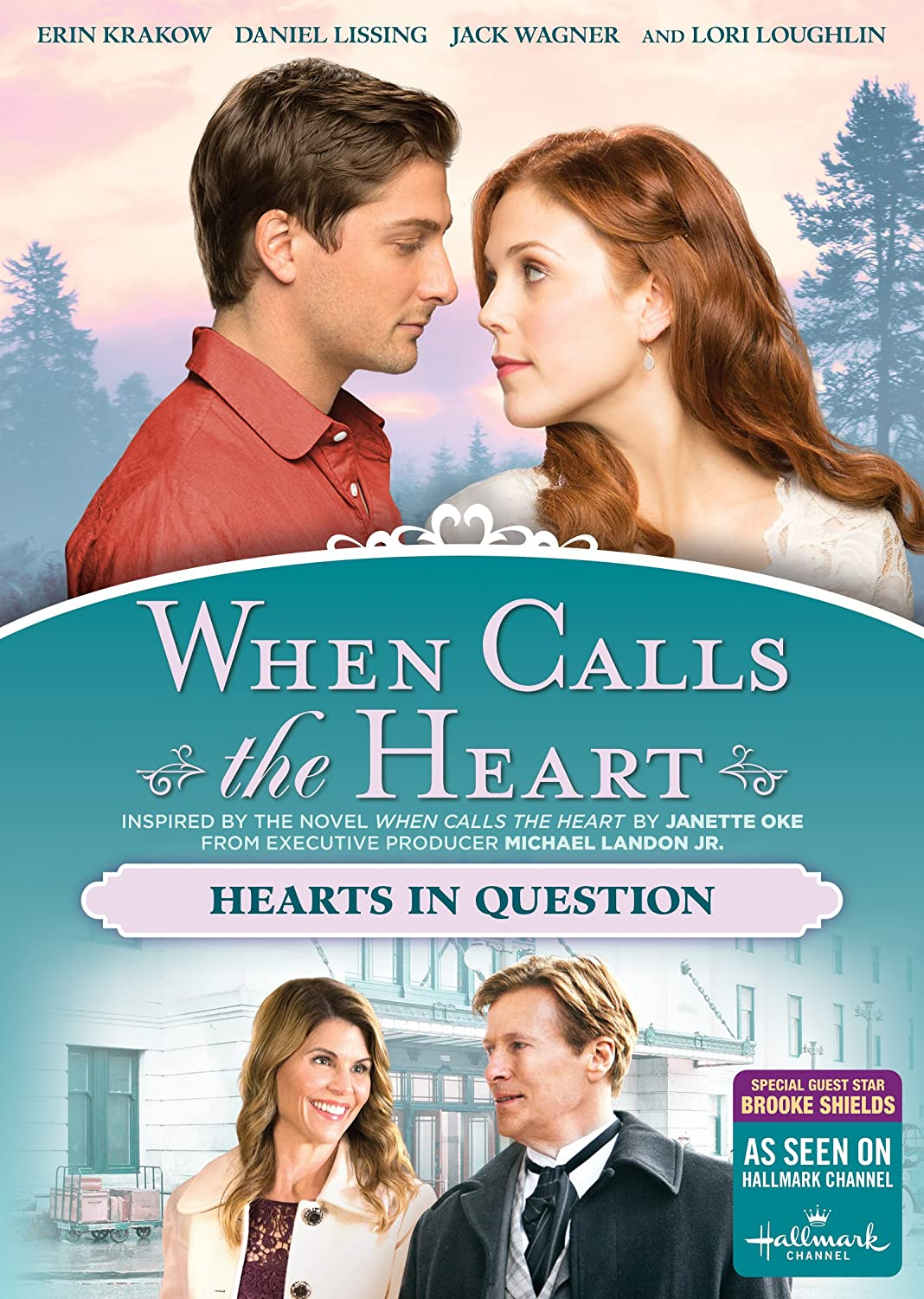 Hearts in Question - DVD Image