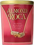 ALMOND ROCA Wow Tin, 26 Ounce