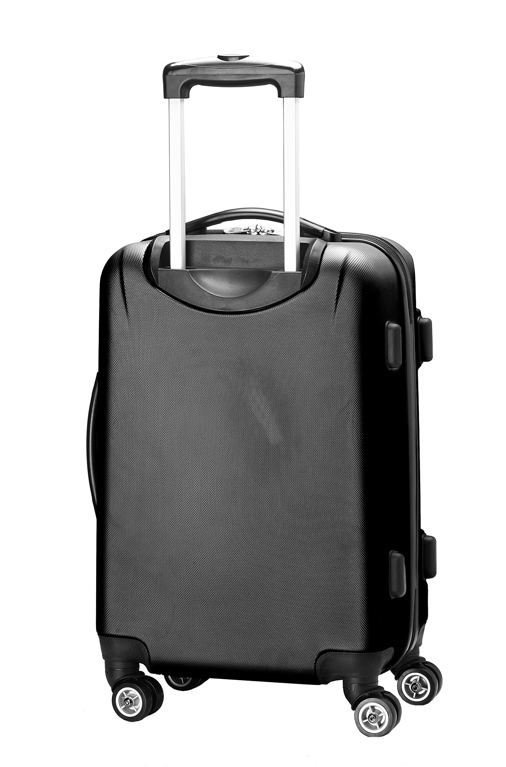 Denco NBA Houston Rockets Carry-On Hardcase Luggage Spinner, Black by Denco (Image #5)