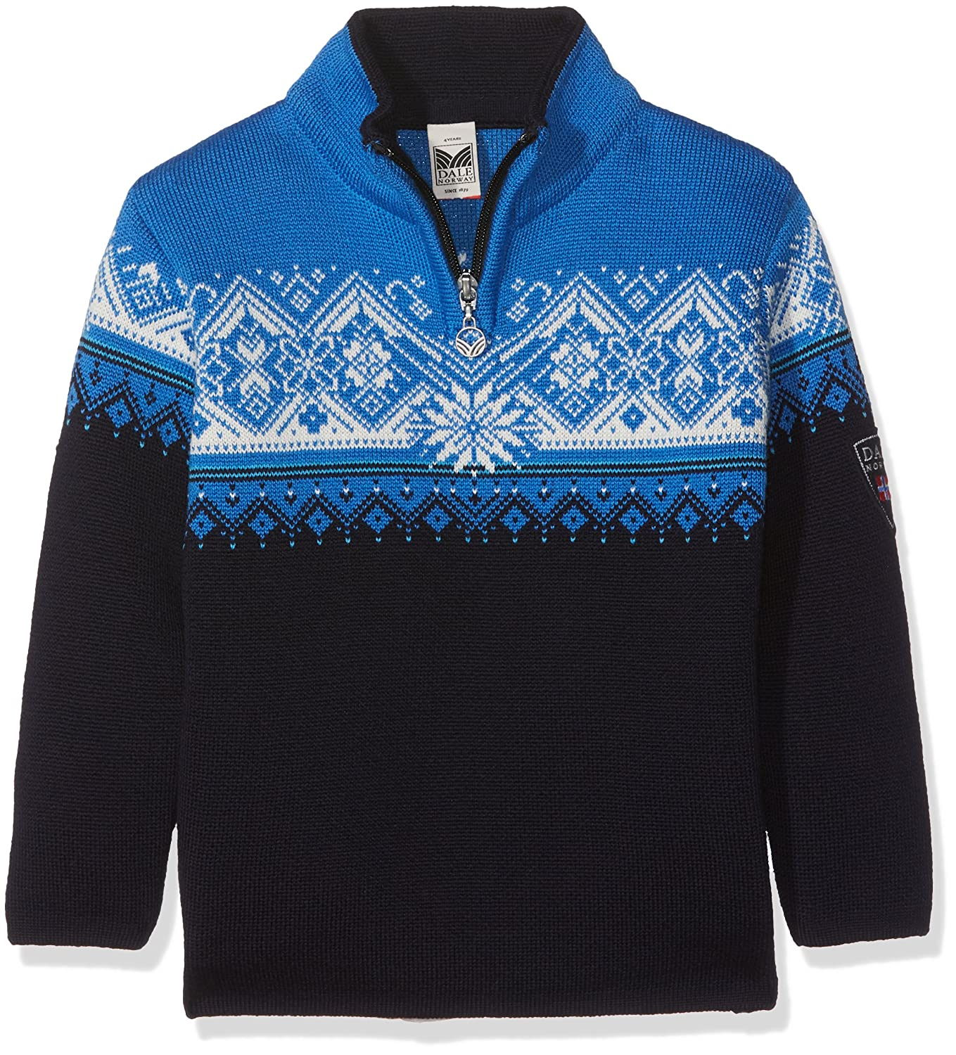 Dale of Norway Sweater St Moritz Kids