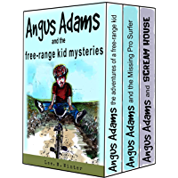 Angus Adams and the Free-Range Kid Mysteries (Box Set)