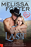 Love at Last: A Braden Flirt (Love in Bloom: The Bradens at Peaceful Harbor Book 7)
