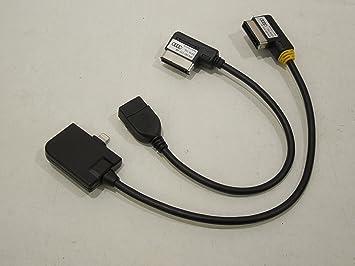 Avec Neuve Musicale Connecteur Lightning Pour Audi Et Interface CoerxBWd
